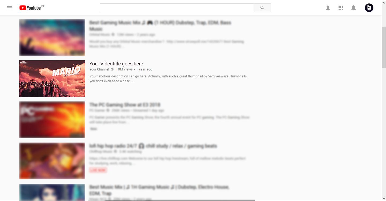 Smash Bros. Ultimate Thumbnail Example