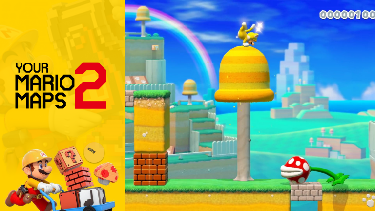 Mario Maker 2 Thumbnail
