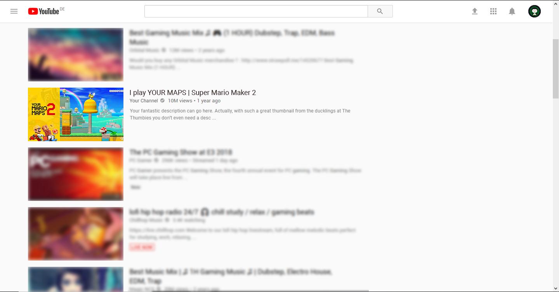 Mario Maker 2 Thumbnail Example