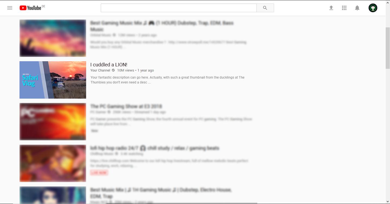 Sidebar Thumbnail Example