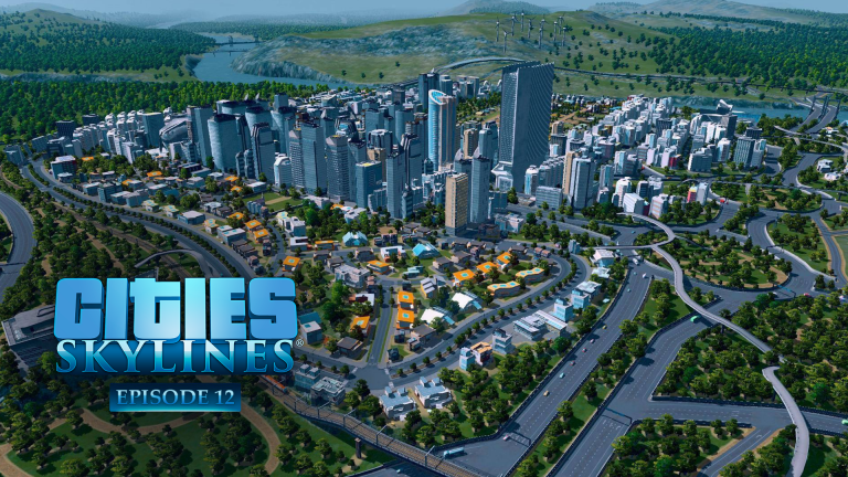 Cities Skylines Thumbnail