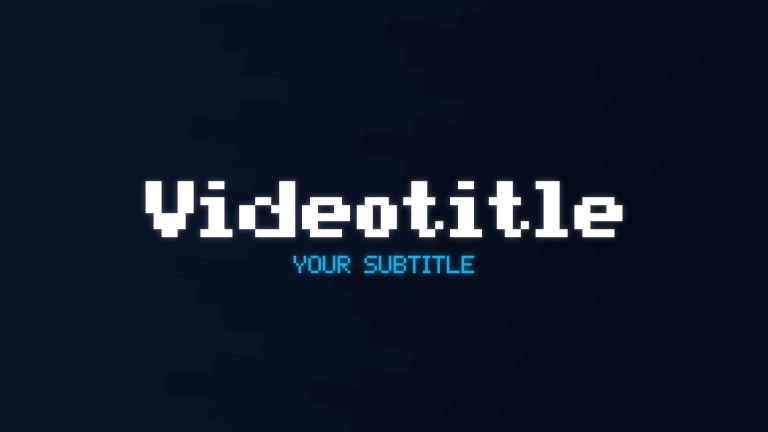 Pixel Thumbnail