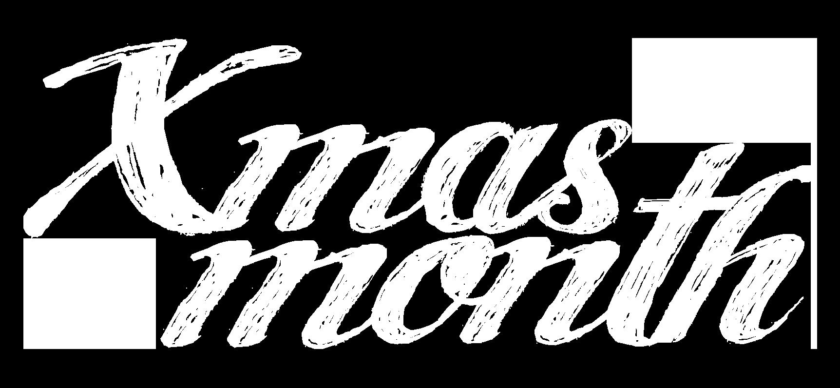 Xmas Month Logo