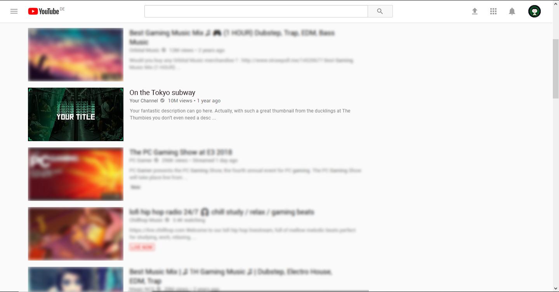 Echo Thumbnail Example