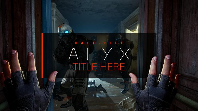 Half Life Alyx Thumbnail