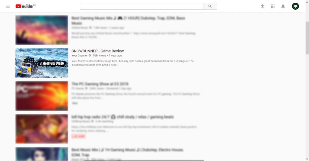 Snowrunner Thumbnail Example