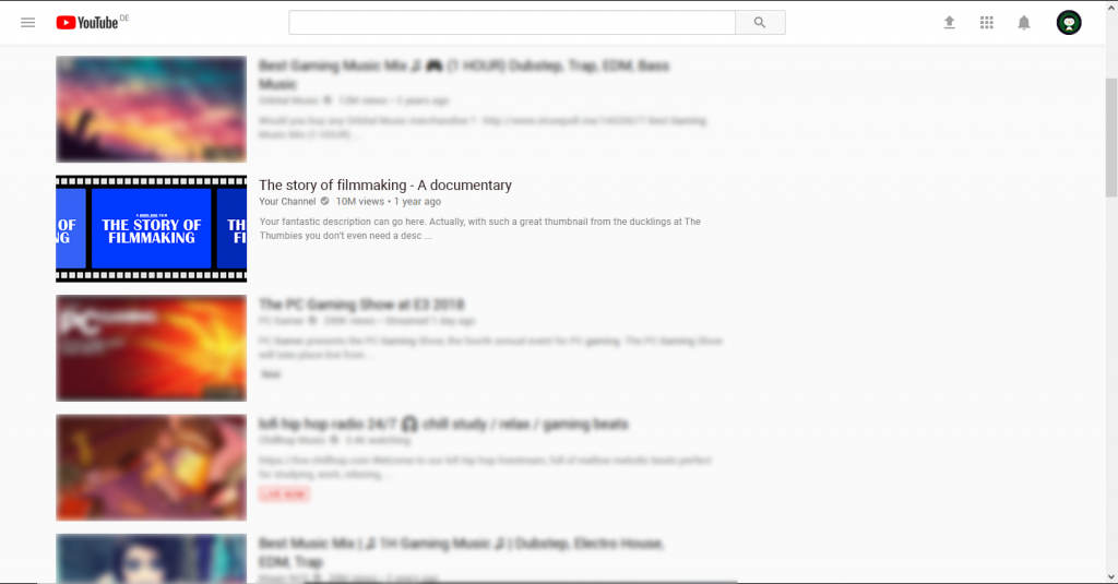 Movie Thumbnail Example
