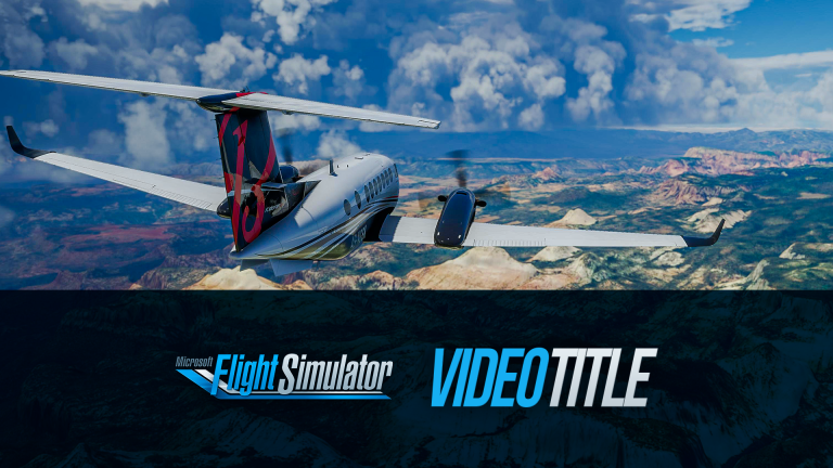MS Flight Simulator Thumbnail