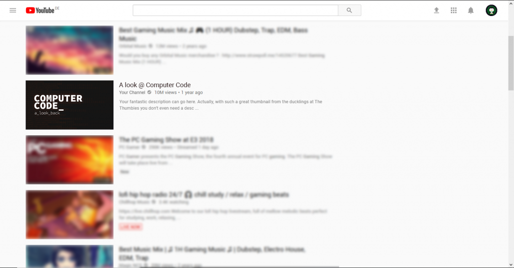 Coding Thumbnail Example
