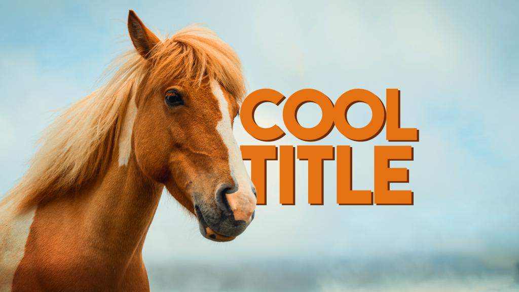 Horses Thumbnail