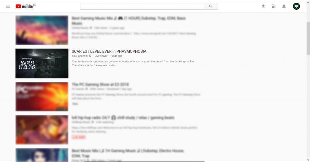 Phasmophobia Thumbnail Example
