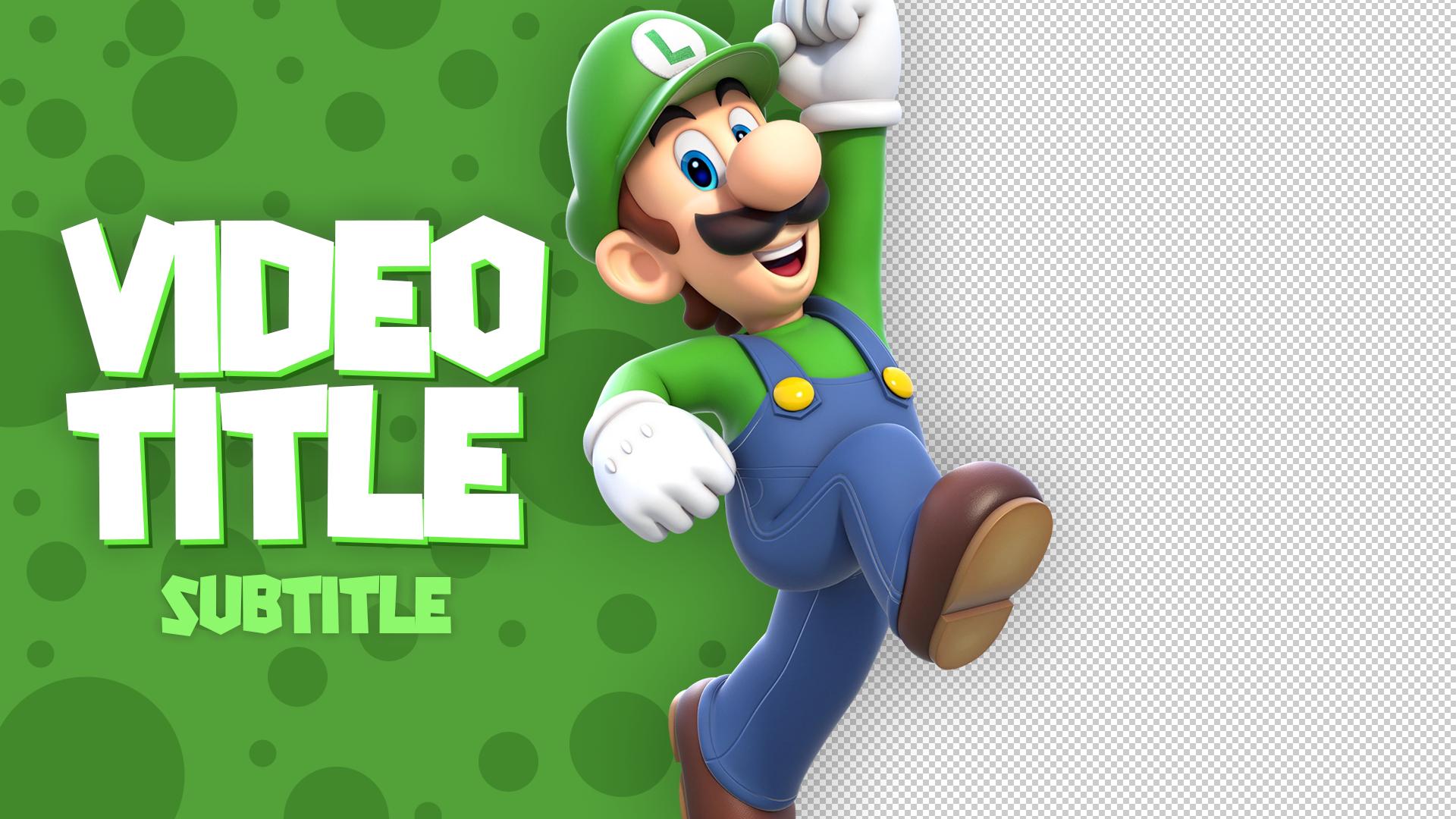 Luigi Thumbnail