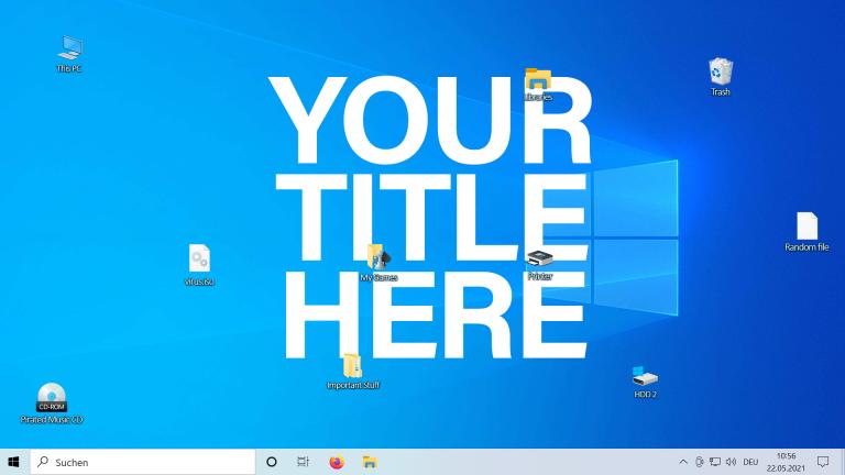 Desktop Thumbnail