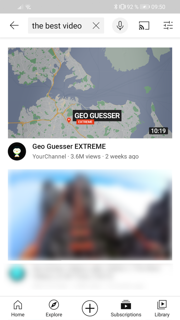Geo Guesser Thumbnail Example Mobile