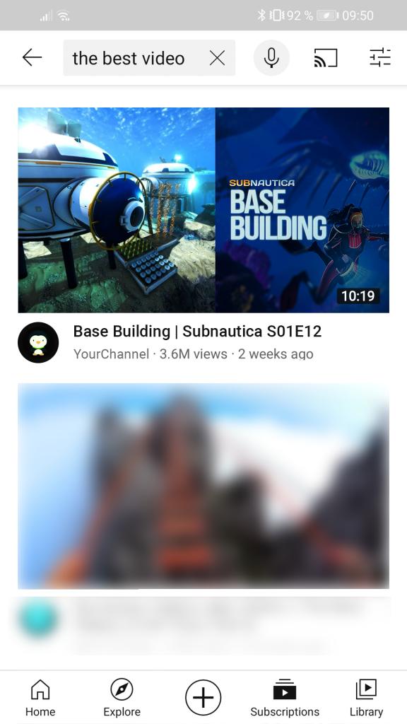 Subnautica Below Zero Thumbnail Example Mobile