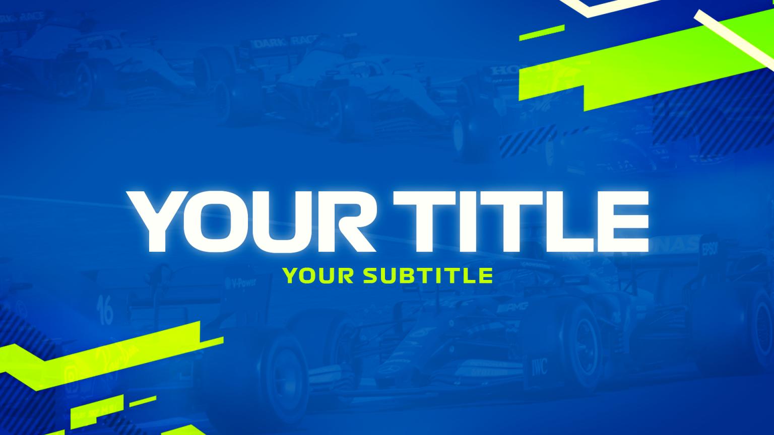 F1 2021 Thumbnail