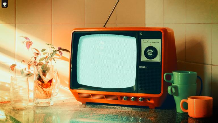 Television Thumbnail