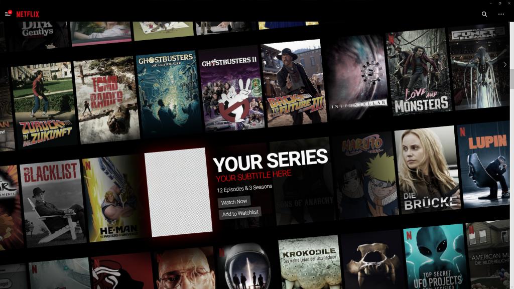 Netflix Thumbnail