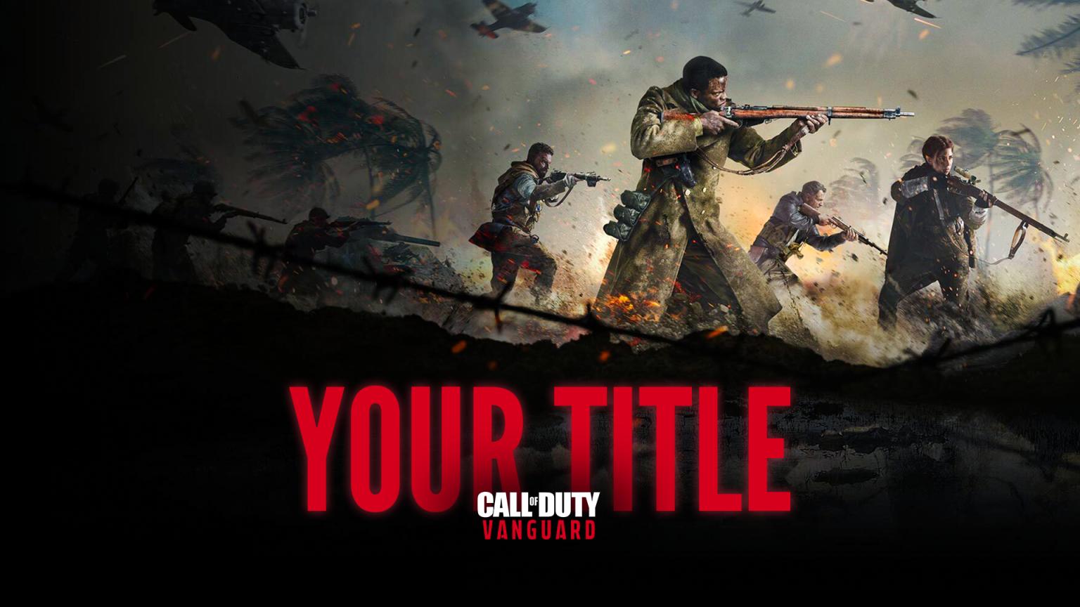 Call of Duty Vanguard Thumbnail